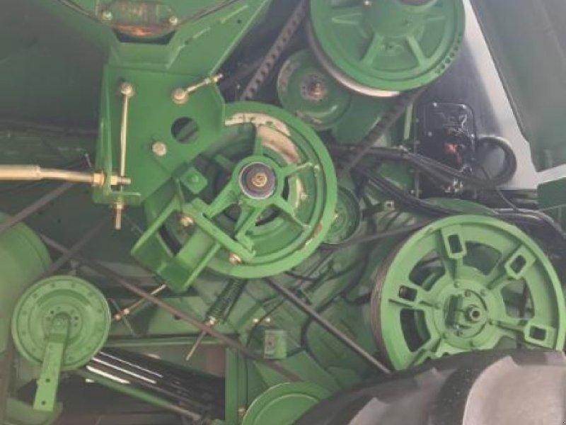 Mähdrescher типа John Deere 9660 WTS HM, Gebrauchtmaschine в Oberbipp (Фотография 9)