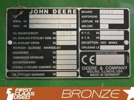 Mähdrescher типа John Deere 9660 WTS HM, Gebrauchtmaschine в Oberbipp (Фотография 25)