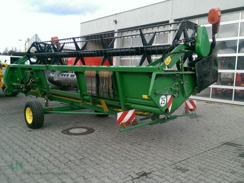 Mähdrescher des Typs John Deere 9660 WTS HM, Gebrauchtmaschine in Eggenfelden (Bild 17)