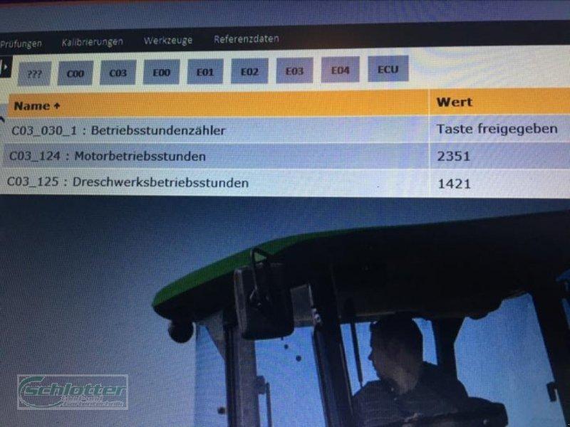 Mähdrescher типа John Deere 9660 WTS HM, Gebrauchtmaschine в Idstein-Wörsdorf (Фотография 9)
