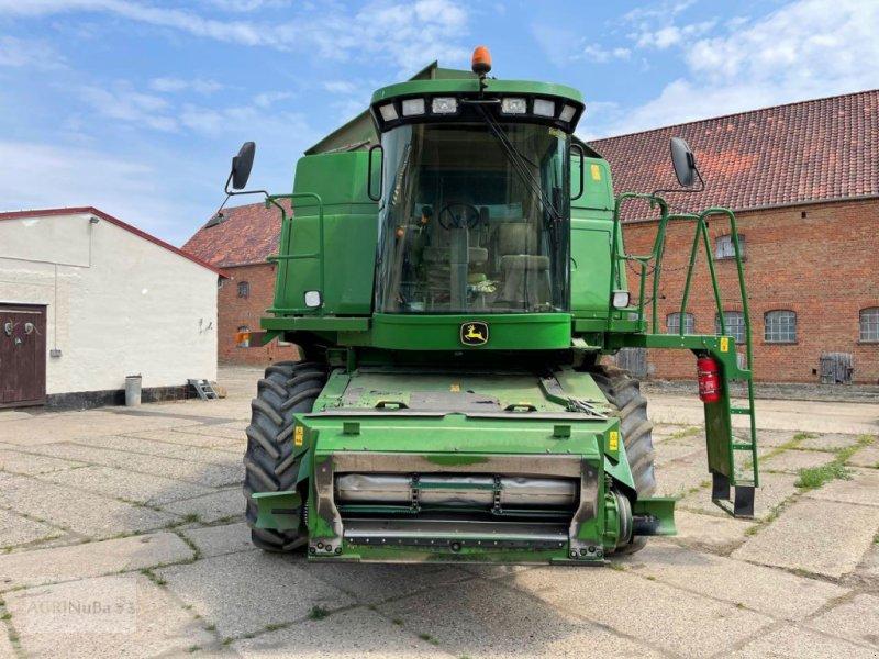 Mähdrescher типа John Deere 9660 WTS, Gebrauchtmaschine в Prenzlau (Фотография 1)