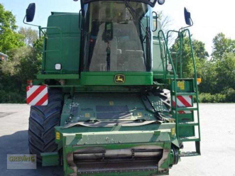 Mähdrescher des Typs John Deere 9680 WTS, Gebrauchtmaschine in Greven (Bild 3)