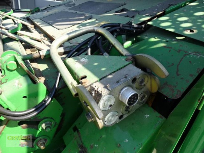 Mähdrescher des Typs John Deere 9680 WTS, Gebrauchtmaschine in Greven (Bild 10)