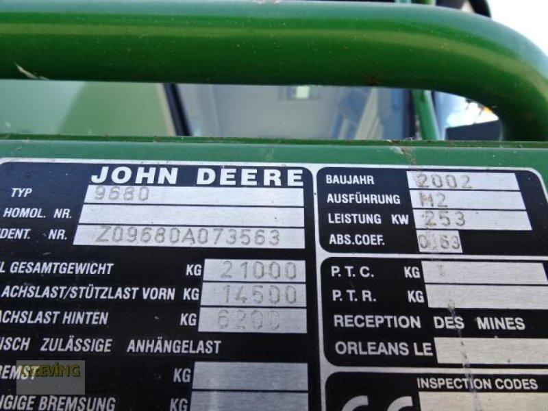 Mähdrescher des Typs John Deere 9680 WTS, Gebrauchtmaschine in Greven (Bild 28)