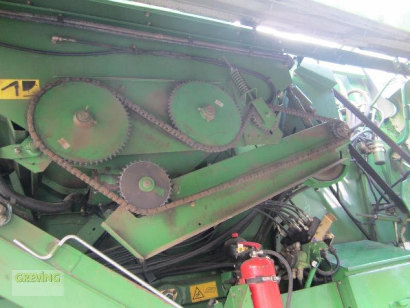 Mähdrescher des Typs John Deere 9680 WTS, Gebrauchtmaschine in Ahaus (Bild 11)