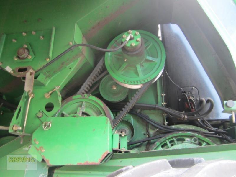 Mähdrescher des Typs John Deere 9680 WTS, Gebrauchtmaschine in Ahaus (Bild 13)