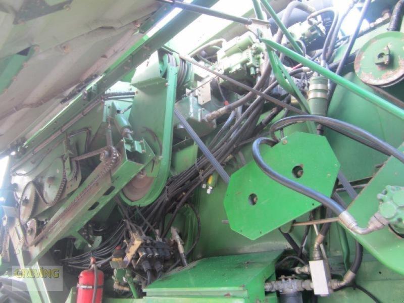 Mähdrescher des Typs John Deere 9680 WTS, Gebrauchtmaschine in Ahaus (Bild 16)
