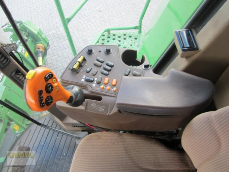 Mähdrescher des Typs John Deere 9680 WTS, Gebrauchtmaschine in Ahaus (Bild 19)