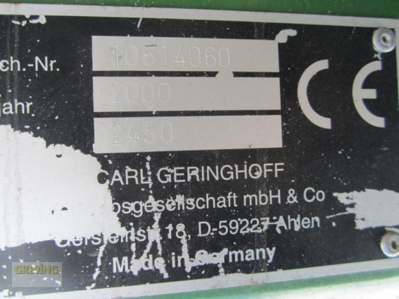 Mähdrescher des Typs John Deere 9680 WTS, Gebrauchtmaschine in Ahaus (Bild 28)