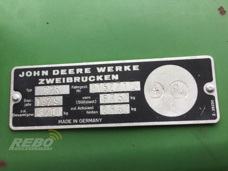 Mähdrescher типа John Deere 975 MÄHDRESCHER, Gebrauchtmaschine в Aurich (Фотография 28)