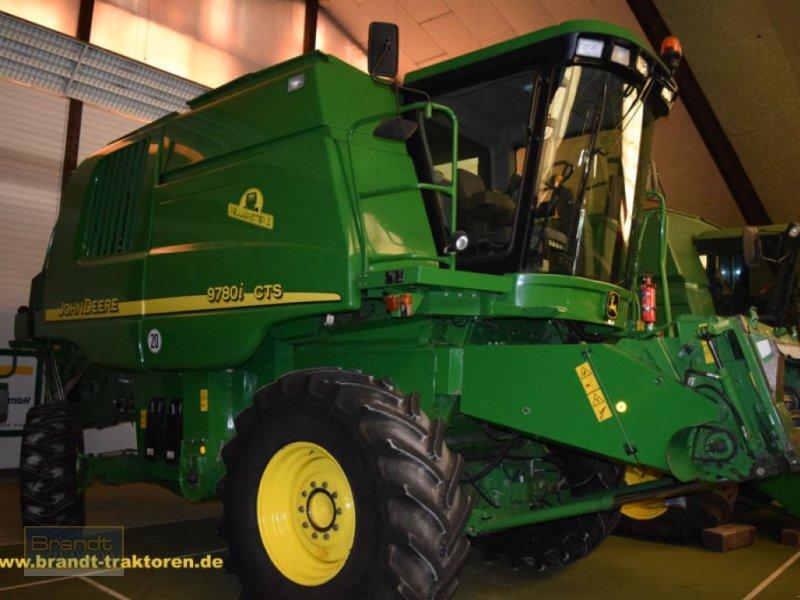 Mähdrescher des Typs John Deere 9780 i CTS HM, Gebrauchtmaschine in Bremen (Bild 1)