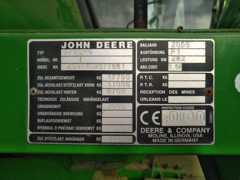 Mähdrescher типа John Deere 9780 i CTS HM, Gebrauchtmaschine в Brandenburg - Lieben (Фотография 15)