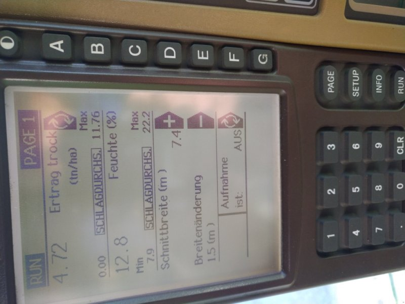 Mähdrescher типа John Deere 9780 i CTS HM, Gebrauchtmaschine в Brandenburg - Lieben (Фотография 29)