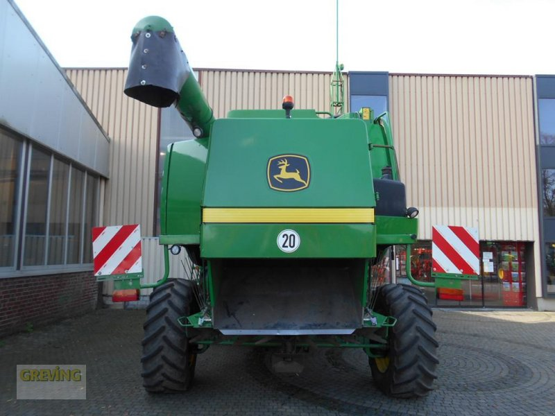 Mähdrescher типа John Deere 9780i CTS, Gebrauchtmaschine в Greven (Фотография 6)