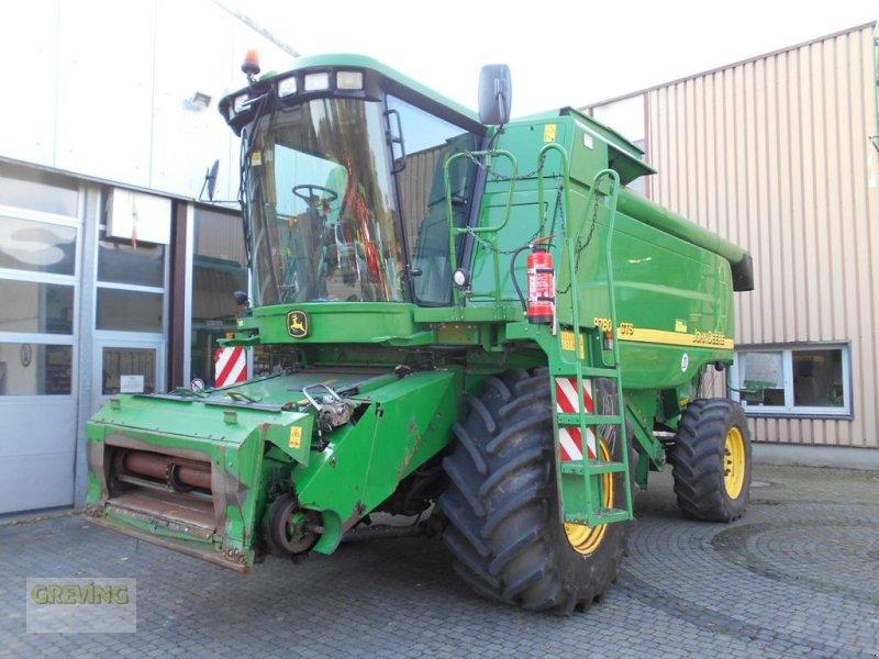Mähdrescher типа John Deere 9780i CTS, Gebrauchtmaschine в Greven (Фотография 3)
