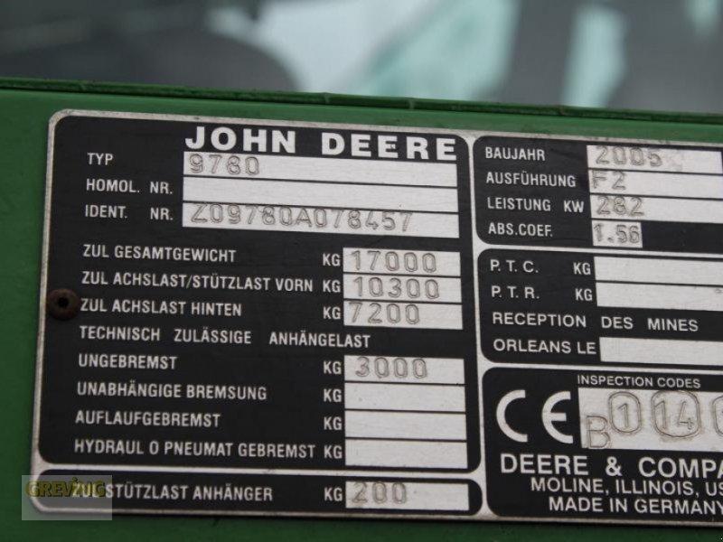 Mähdrescher des Typs John Deere 9780i CTS, Gebrauchtmaschine in Ahaus (Bild 20)