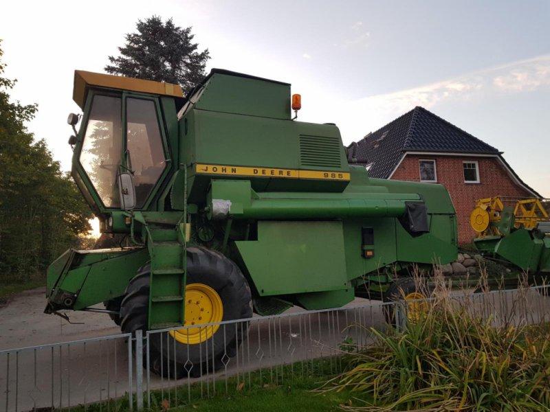 Mähdrescher des Typs John Deere 985, Gebrauchtmaschine in Honigsee (Bild 9)