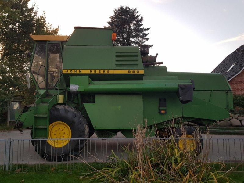 Mähdrescher des Typs John Deere 985, Gebrauchtmaschine in Honigsee (Bild 3)