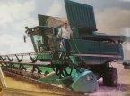 Mähdrescher des Typs John Deere S690i in Kroatisch Geresdorf