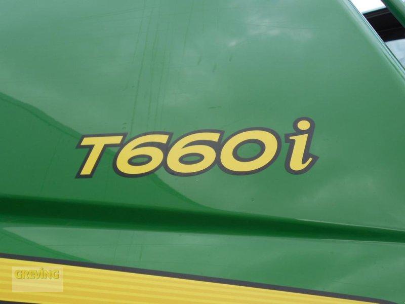 Mähdrescher des Typs John Deere T 660 i, Gebrauchtmaschine in Greven (Bild 27)