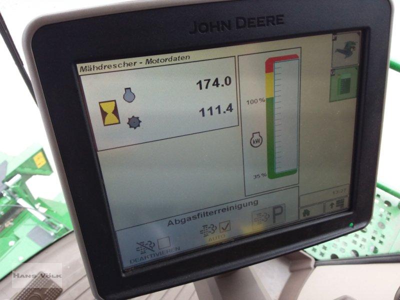 Mähdrescher des Typs John Deere T550, Gebrauchtmaschine in Schwabmünchen (Bild 10)