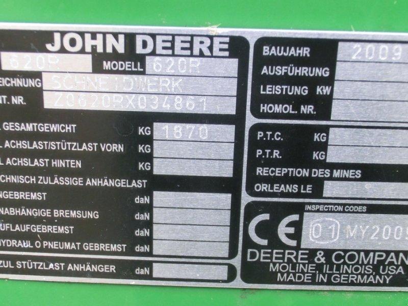Mähdrescher des Typs John Deere T550, Gebrauchtmaschine in Wolfhagen (Bild 8)