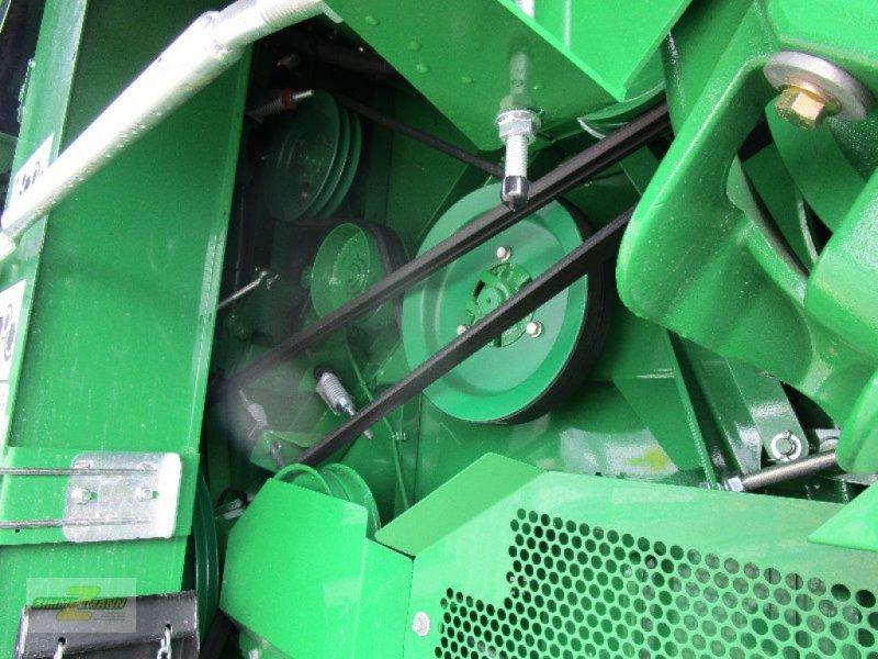 Mähdrescher des Typs John Deere T550i, Vorführmaschine in Euskirchen (Bild 9)