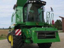 John Deere T560 Feuchte+Ertragsmessung+GPS Spurführung+Hillmaster Preis VHB Mähdrescher