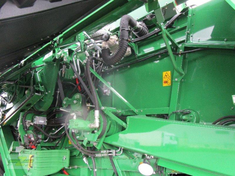 Mähdrescher des Typs John Deere T670i Hillmaster, Vorführmaschine in Euskirchen (Bild 10)