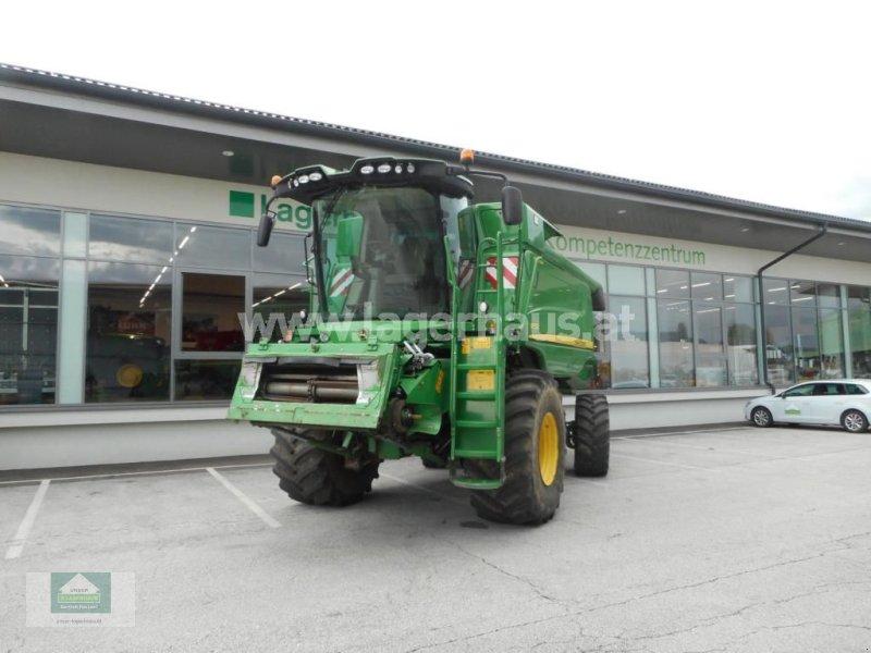 Mähdrescher des Typs John Deere W 550 I, Gebrauchtmaschine in Klagenfurt (Bild 1)