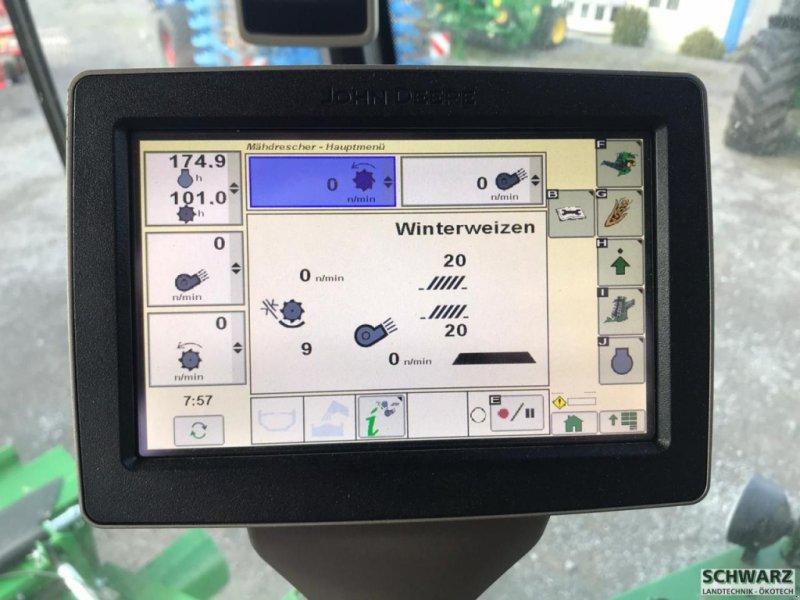 Mähdrescher a típus John Deere W540, Gebrauchtmaschine ekkor: Aspach (Kép 9)