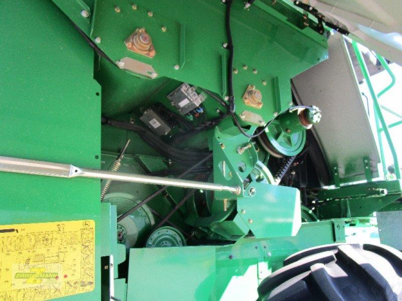 Mähdrescher des Typs John Deere W540, Gebrauchtmaschine in Euskirchen (Bild 11)