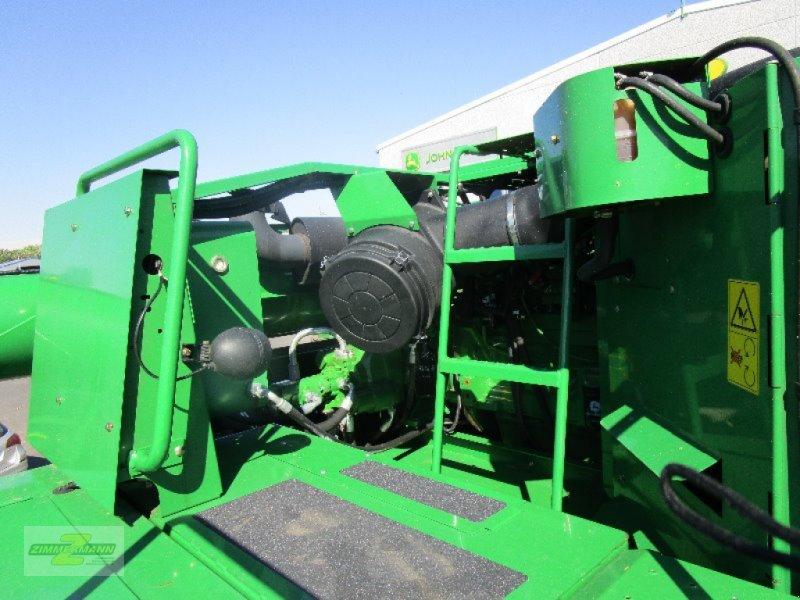 Mähdrescher des Typs John Deere W540, Gebrauchtmaschine in Euskirchen (Bild 18)