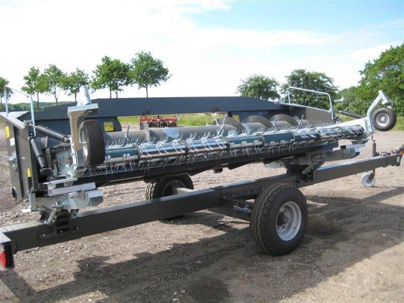 Mähdrescher des Typs John Deere Ziegler Pick-Up 4 mtr, Gebrauchtmaschine in Tommerup (Bild 1)