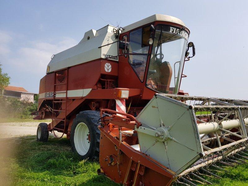 Mähdrescher des Typs Laverda 3600, Gebrauchtmaschine in Treuchtlingen (Bild 3)