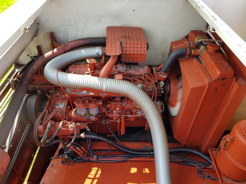 Mähdrescher des Typs Laverda 3600, Gebrauchtmaschine in Treuchtlingen (Bild 4)