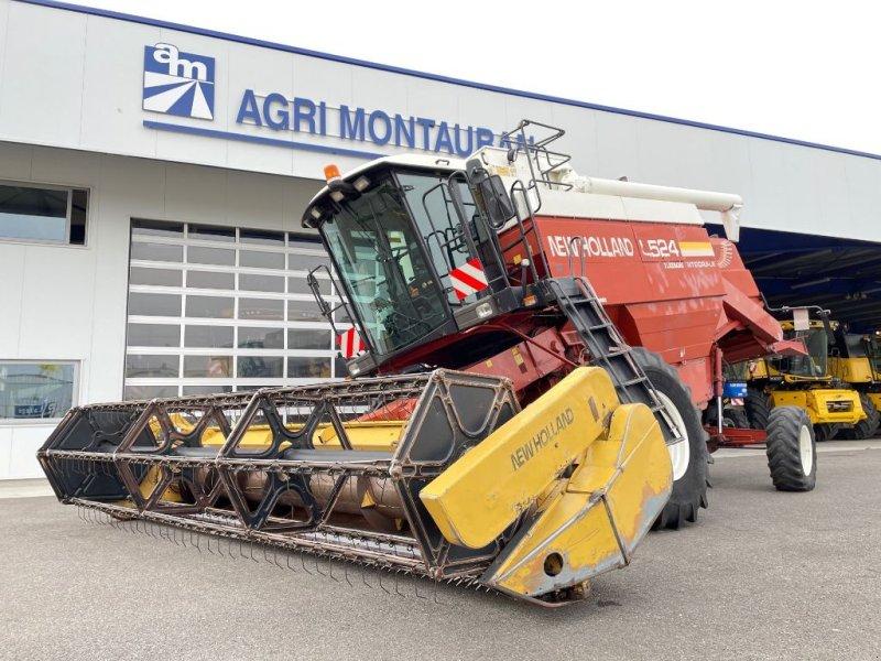 Mähdrescher des Typs Laverda L 524 INTEGRALE, Gebrauchtmaschine in Montauban (Bild 1)