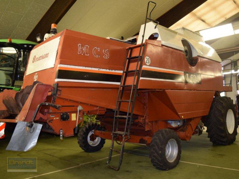 Mähdrescher des Typs Laverda L 624, Gebrauchtmaschine in Bremen (Bild 4)