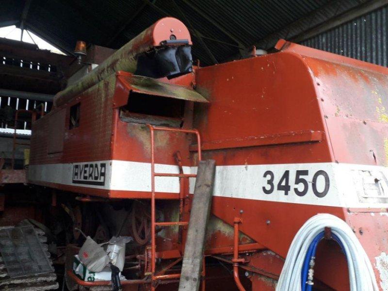Mähdrescher des Typs Laverda MOISSONNEUSE BATTEUSE OCC, Gebrauchtmaschine in NOYANT (Bild 1)