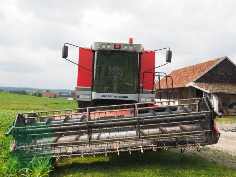 Mähdrescher des Typs Massey Ferguson 7256 CEREA AL, Gebrauchtmaschine in Straubing (Bild 14)