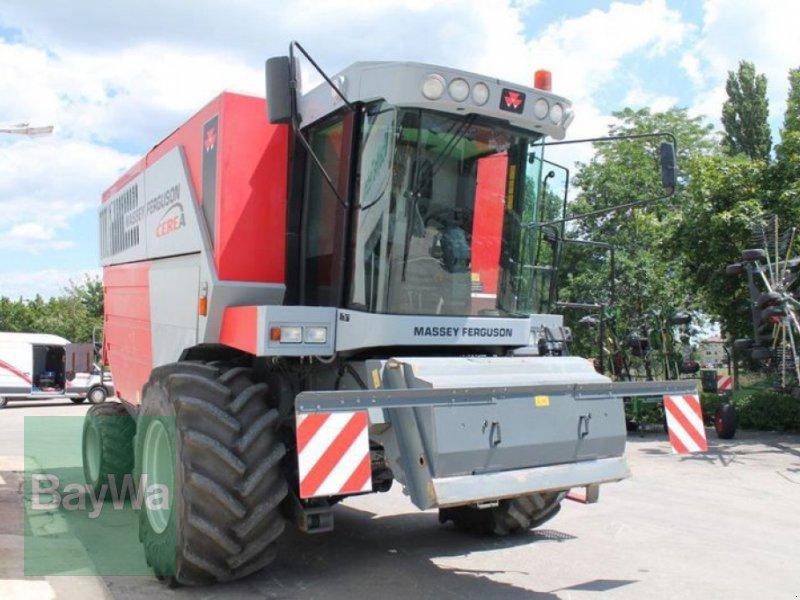 Mähdrescher des Typs Massey Ferguson 7256 CEREA AL, Gebrauchtmaschine in Straubing (Bild 2)