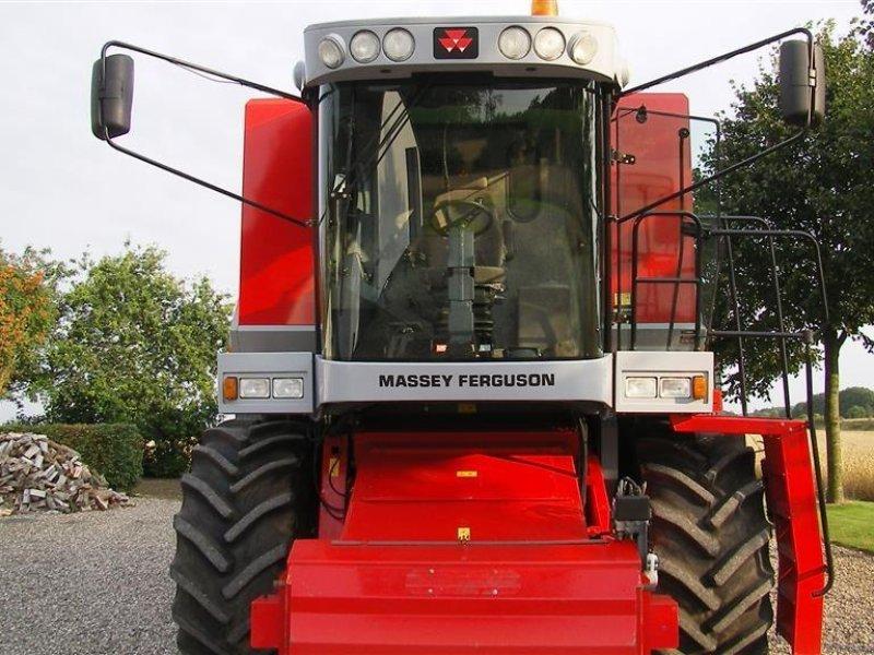 Imagen Massey Ferguson 7256 RS 18 PF Flot og velholdt maskine
