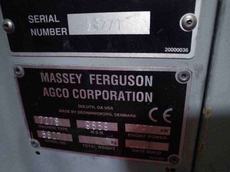 Mähdrescher des Typs Massey Ferguson 7278 Cerea, Gebrauchtmaschine in Brandenburg - Lieben (Bild 14)