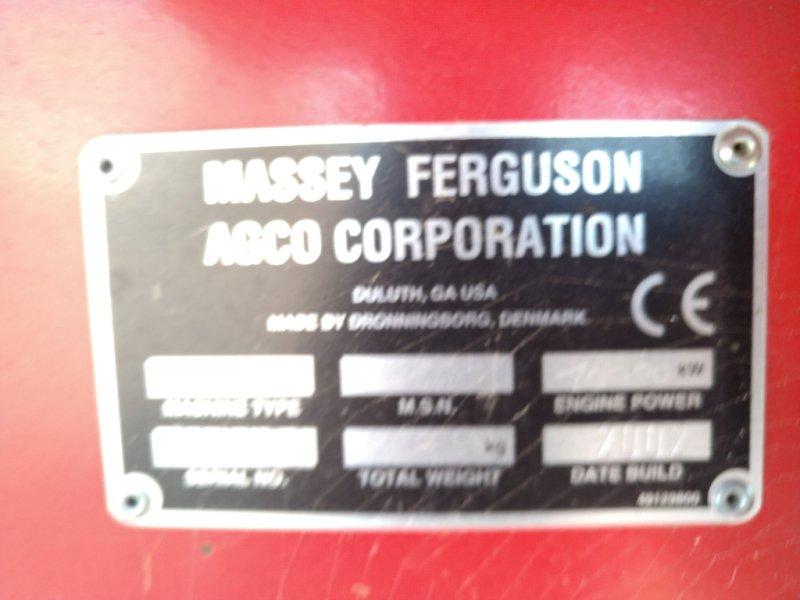 Mähdrescher des Typs Massey Ferguson 7278 Cerea, Gebrauchtmaschine in Brandenburg - Lieben (Bild 28)