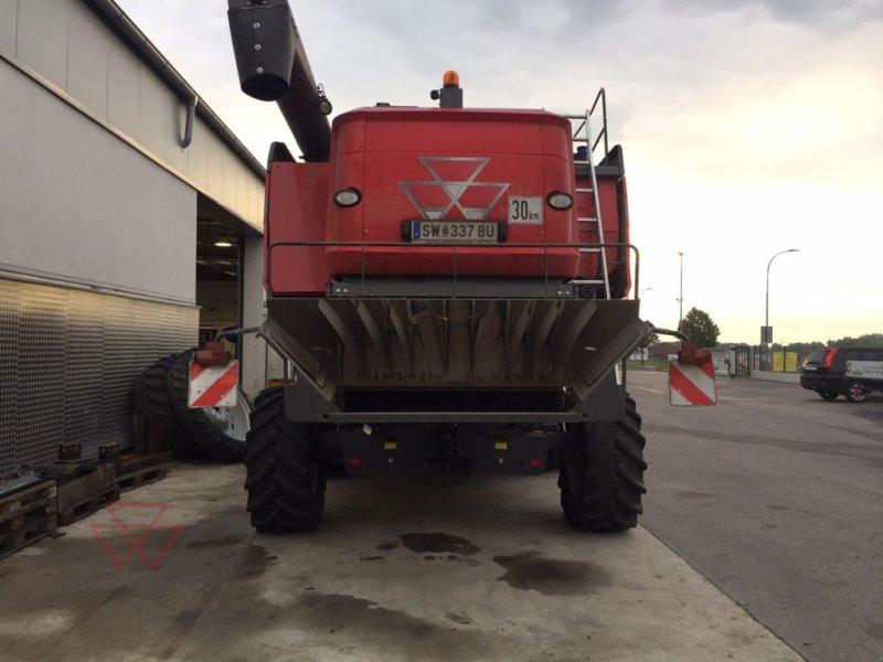 Mähdrescher tip Massey Ferguson 7345S ACTIVA, Gebrauchtmaschine in Schwechat (Poză 3)