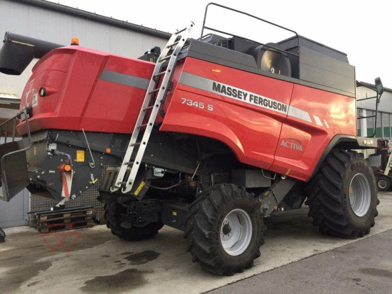 Mähdrescher tip Massey Ferguson 7345S ACTIVA, Gebrauchtmaschine in Schwechat (Poză 2)