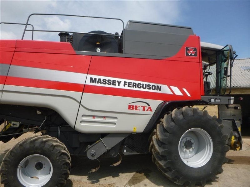 Mähdrescher типа Massey Ferguson 7370 Beta, Gebrauchtmaschine в Skive (Фотография 1)
