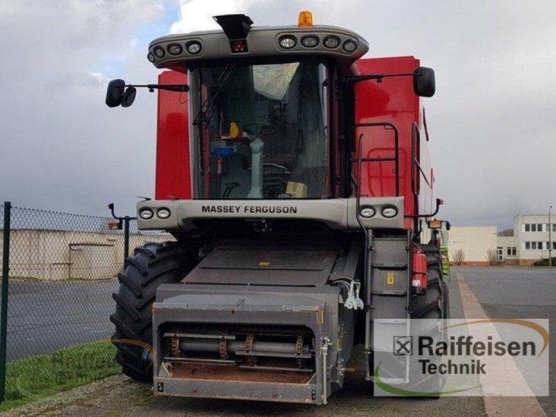 Mähdrescher des Typs Massey Ferguson 9280 Delta, Gebrauchtmaschine in Ebeleben (Bild 8)