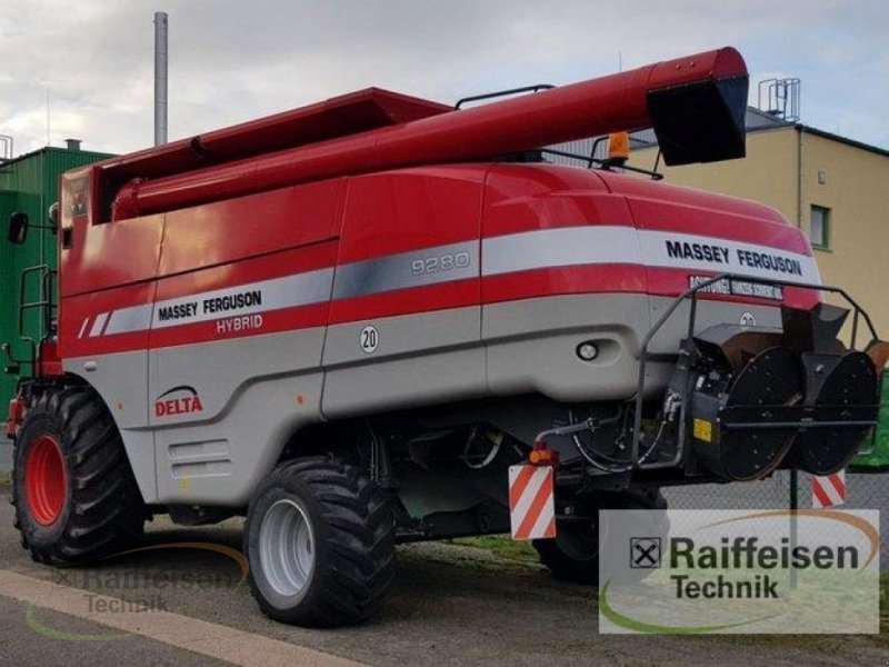 Mähdrescher des Typs Massey Ferguson 9280 Delta, Gebrauchtmaschine in Ebeleben (Bild 12)