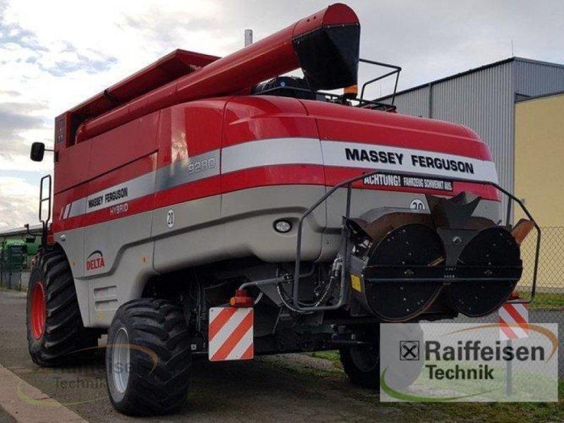 Mähdrescher des Typs Massey Ferguson 9280 Delta, Gebrauchtmaschine in Ebeleben (Bild 6)